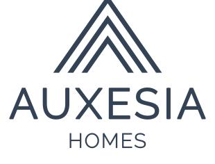 Auxesia Homes Logo
